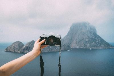 La moda del selfie. Marina Estacio